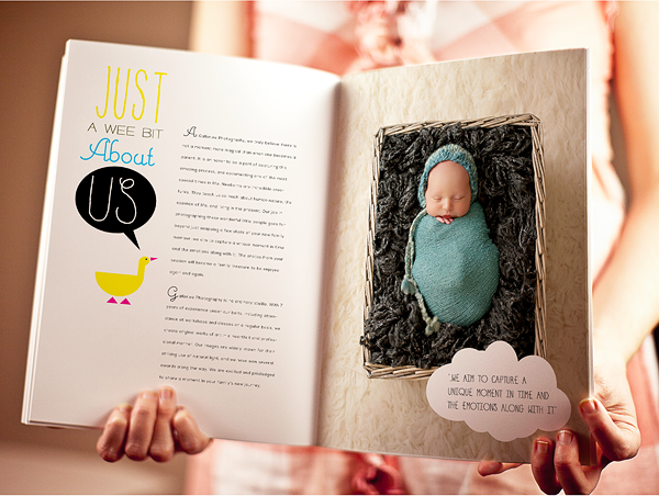Pography Magazine Template Pictures >> 10 Stunning Psd And Indesign ...