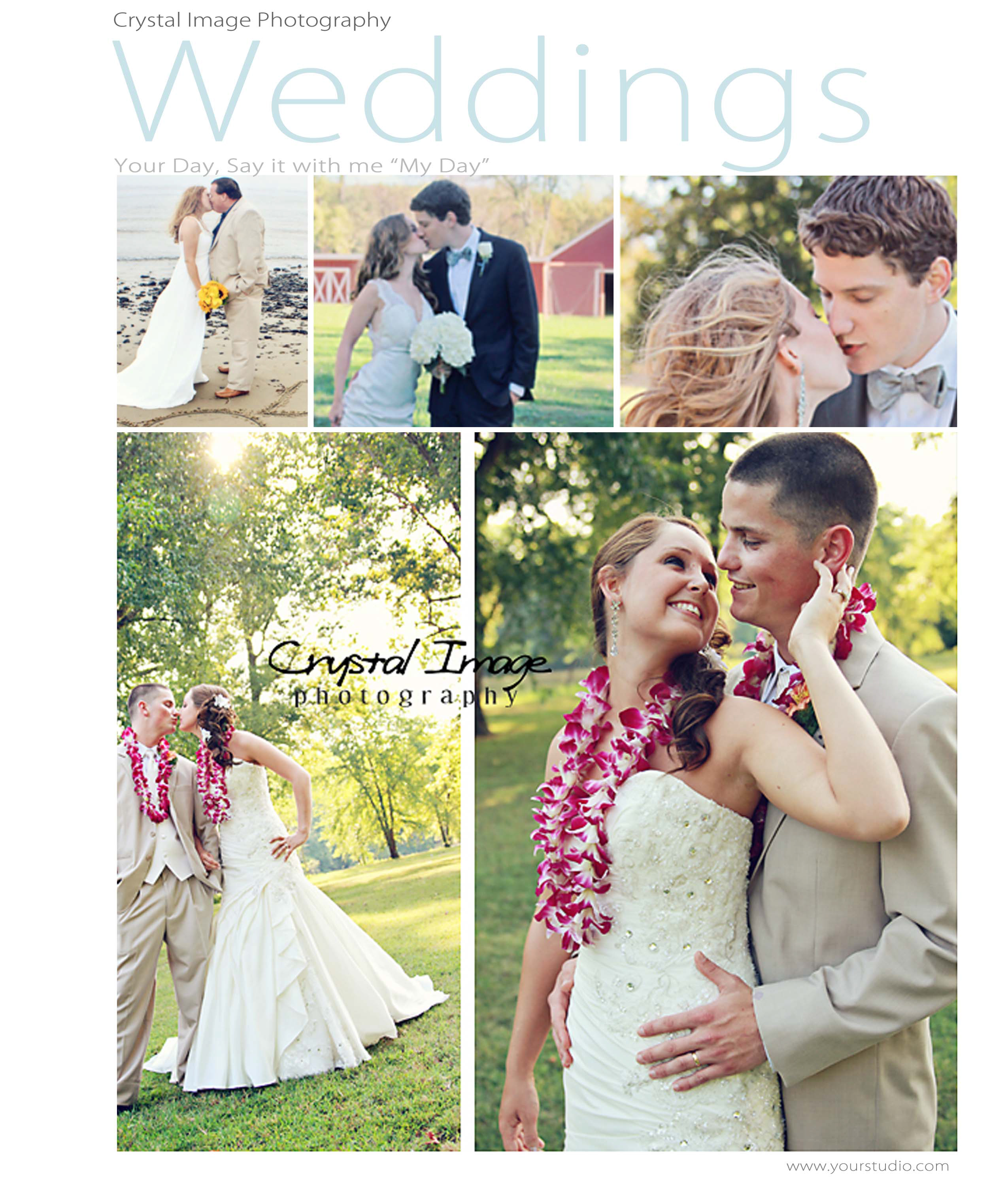 25 for wedding studio magazine template from savant for Wedding photography magazine template