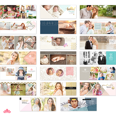 Super Pack Of Facebook Timeline Covers + Free Bonus Templates from ...