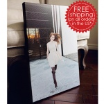"""$39 for 16"""" x 24"""" Canvas Gallery Wraps, including FREE S&H from Canvas by Blossom {Save 72%}"""