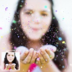 Pure Magic Glitter & Confetti Overlays + BONUS Glitter Textures {SAVE 91%}