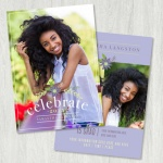 $15 for Senior Graduation Announcement Bundle from Photographer Depot {Save 88%}
